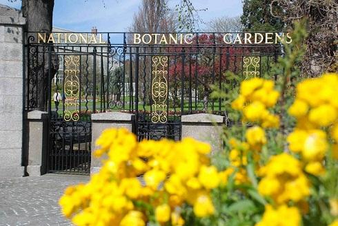 بوابة حدائق النباتات الوطنية في دبلن