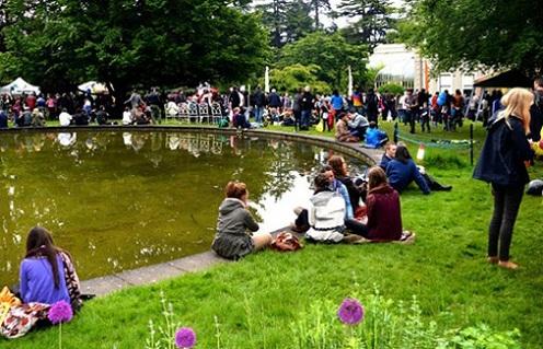 منتزه فينكس من افضل اماكن السياحة في ايرلندا دبلن