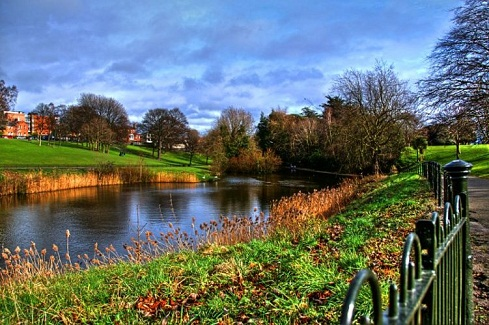 متنزه فينكس من اهم الاماكن السياحية في دبلن
