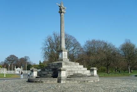 منتزه فينكس من افضل اماكن سياحية في دبلن