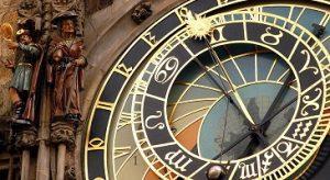 ساعة براغ الفلكية جمهورية التشيك