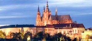 قلعة براغ من اشهر اماكن السياحة في براغ التشيك