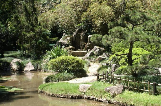 حديقة ريو دي جانيرو النباتية احدى معالم السياحة في ريو دي جانيرو