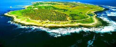 جزيرة روبن في كيب تاون