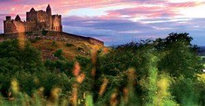 قلعة صخرة كاشيل في دبلن ايرلندا