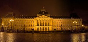 القصر الملكي في بروكسل
