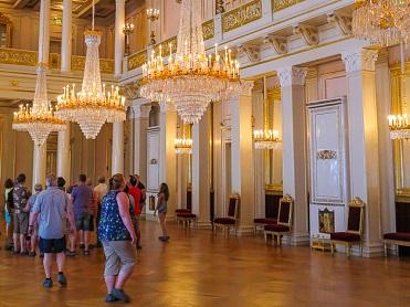 قاعة القصر الملكي في أوسلو