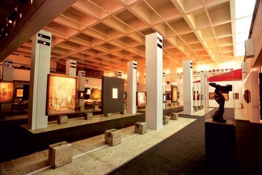 متحف ساو باولو للفن من اجمل اماكن السياحة في ساو باولو البرازيلية