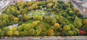 تعرف في المقال على افضل الانشطة السياحية في حديقة سانت ستيفنز جرين في دبلن ، بالإضافة الى افضل فنادق دبلن القريبة منها