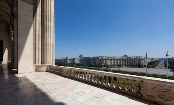 قصر البرلمان الروماني من اشهر اماكن السياحة في بوخارست