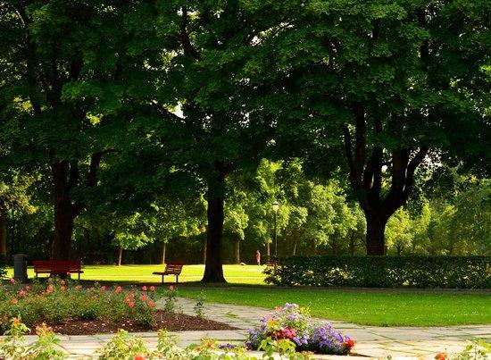 حديقة فيجلاند من اجمل اماكن سياحية في اوسلو النرويج