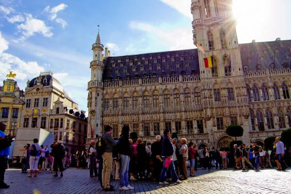 قاعة المدينة - بروكسل