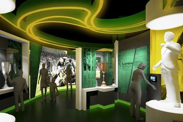 متحف يبرينغبوك في واجهة فيكتوريا وألفريد البحرية في كيب تاون