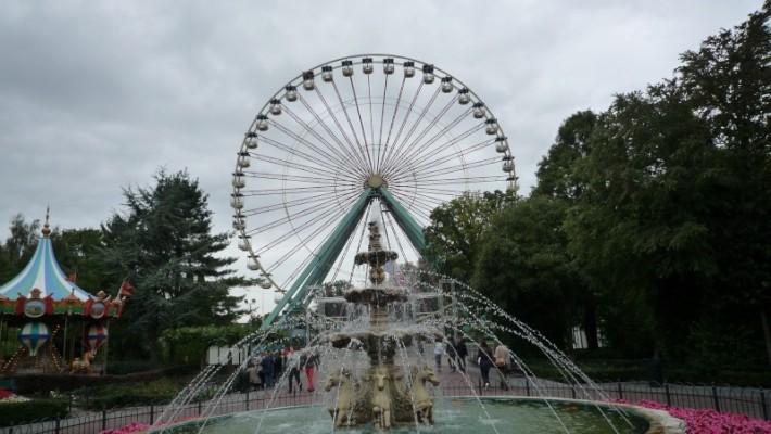 السياحة في بروكسل منتزه واليبي