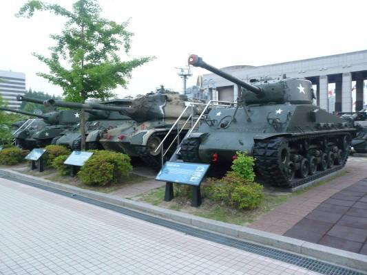 المتحف الحربي الكوري في سيول