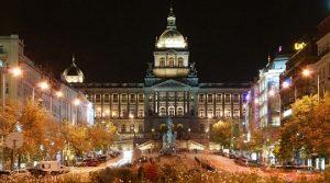 ساحة وينسيسلاس في براغ