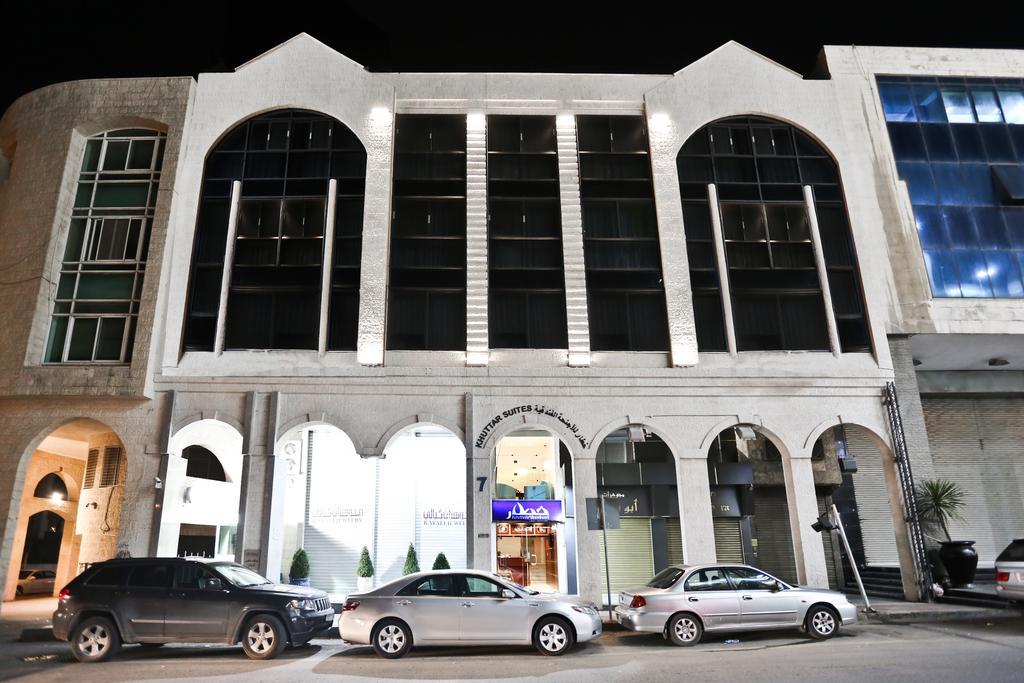 شقق فندقية في عمان الاردن