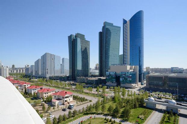 فنادق كازاخستان استانا