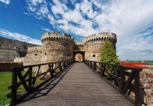 قلعة بلغراد صربيا