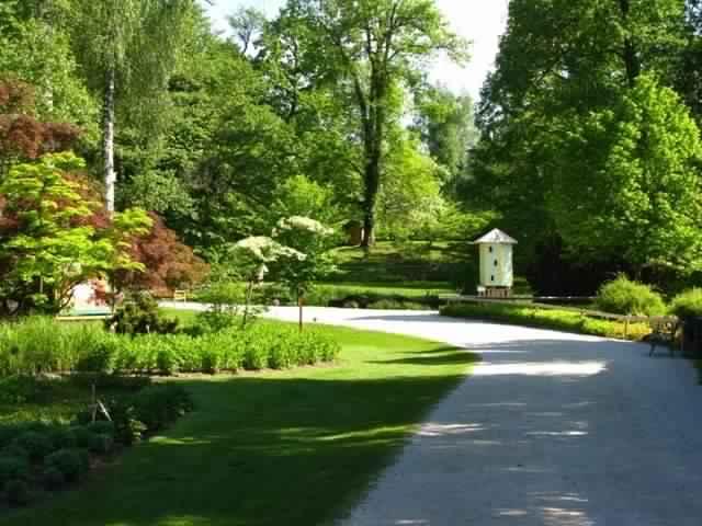 حدائق ليوبليانا النباتية من افضل الاماكن السياحية في ليوبليانا