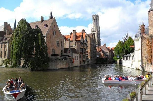 اماكن سياحية في بلجيكا