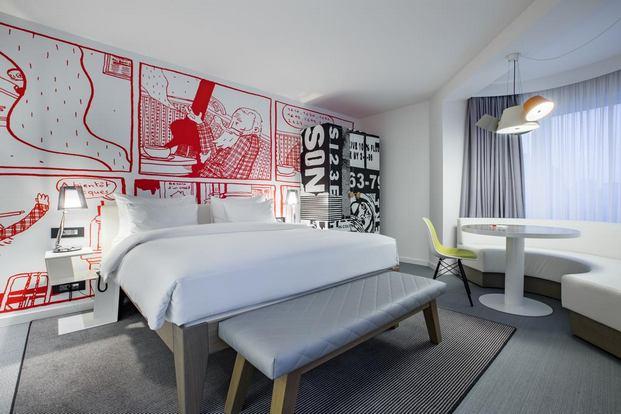 افضل فنادق في بروكسيل
