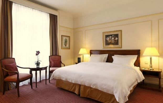 فنادق بروكسل