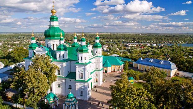 مدن اوكرانيا واهم معالم اوكرانيا السياحية