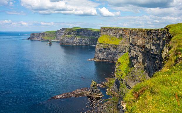 تكلفة السياحة في ايرلندا