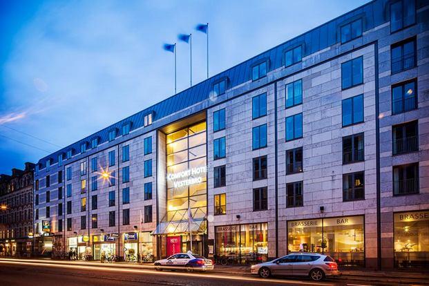 افضل فنادق في الدنمارك