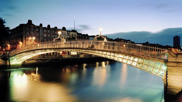 السياحة في ايرلندا دبلن
