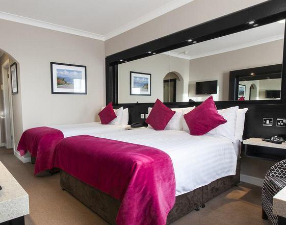 فنادق ايرلندا في دبلن