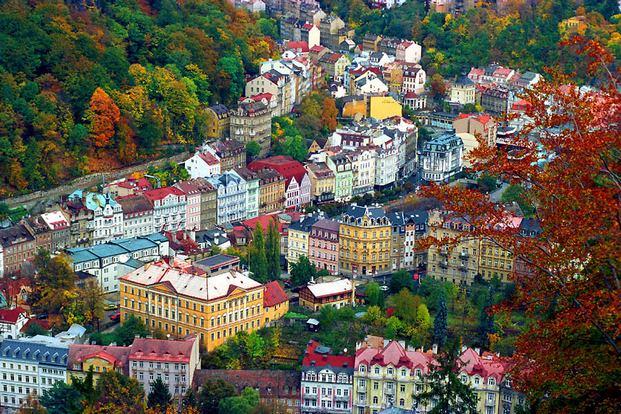 التشيك سياحة - السياحة في كارلوفي فاري