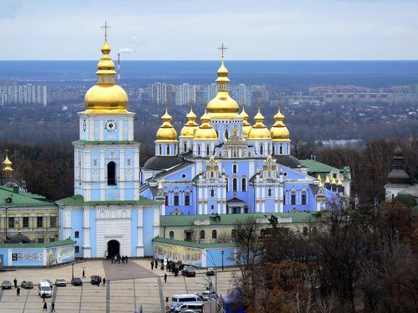 السياحة في اوكرانيا كييف