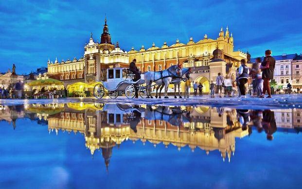 الاماكن السياحية في بولندا في اهم مدن بولندا السياحية
