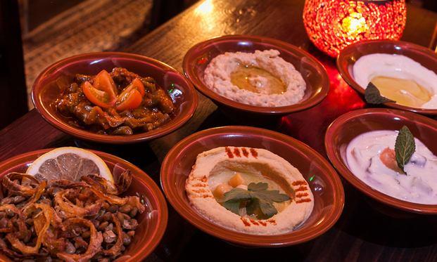 مطاعم عربيه في وارسو