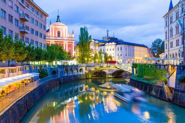 اين تقع سلوفينيا - السياحة في سلوفينيا بالصور