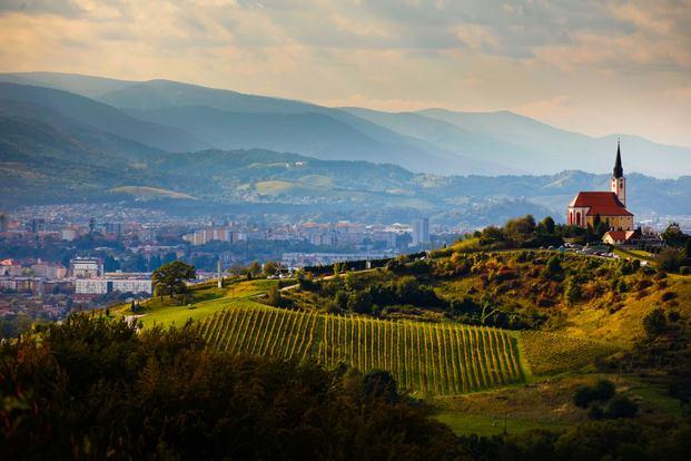 مدن سلوفينيا و اهم الاماكن السياحية في سلوفينيا