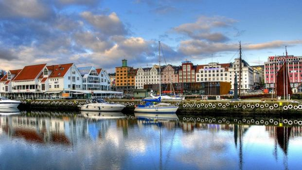 السياحة في اوسلو النرويج