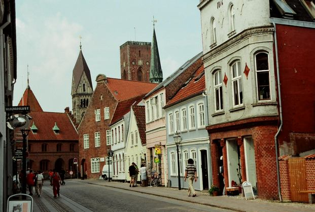 اهم المدن السياحية في الدنمارك