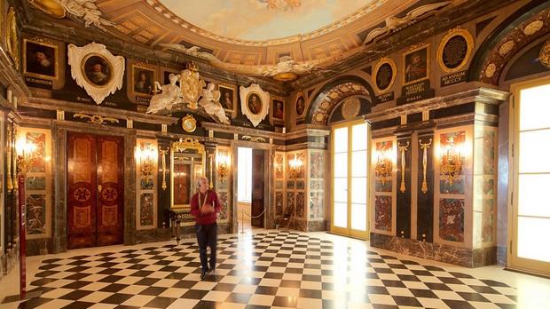 القصر الملكي وارسو
