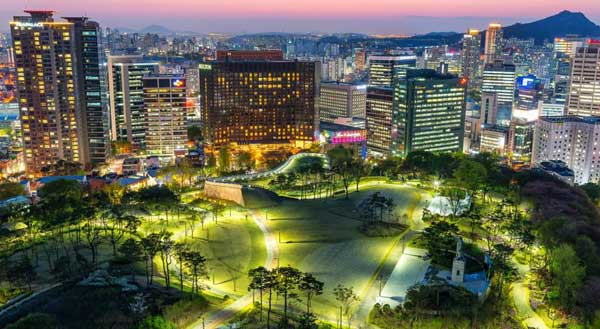 السياحة في كوريا الجنوبية بالصور