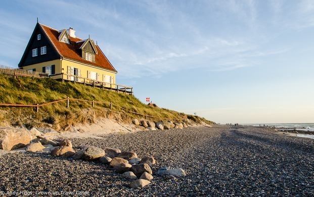 اهم اماكن السياحة في الدنمارك