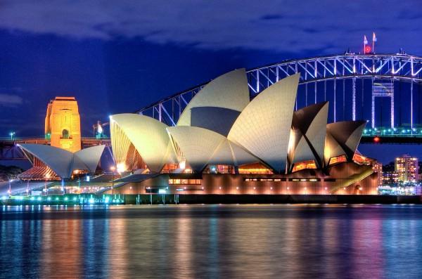 اجمل مدن استراليا - السياحة في استراليا سيدني