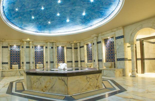 فندق الف ليلة وليلة عمان الاردن
