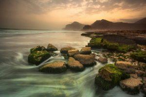 شاطئ المغسيل صلالة
