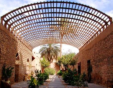 مبنى متحف آثار العقبة