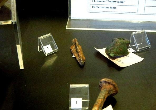 قاعات متحف آثار العقبة