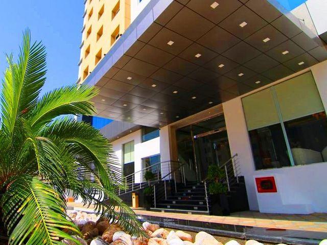 فنادق العذيبة من اجمل فنادق مسقط