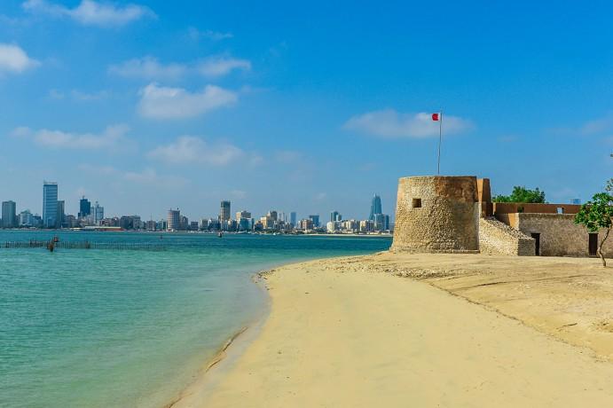 قلعة البحرين - اماكن سياحية في البحرين